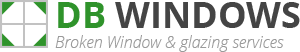 Benfleet Broken Window Logo