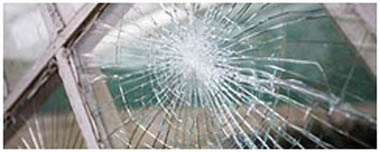 Benfleet Smashed Glass